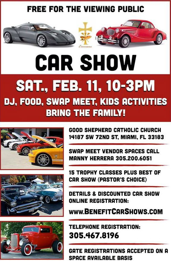 Benefit Car Shows Helping The Fund Raising Efforts Of Charity And - Car show vendor ideas